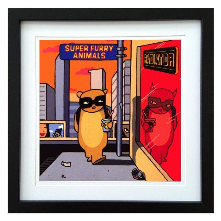 Super Furry Animals | Radiator Album | ArtRockStore