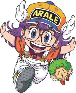Arale -Doctor Slump
