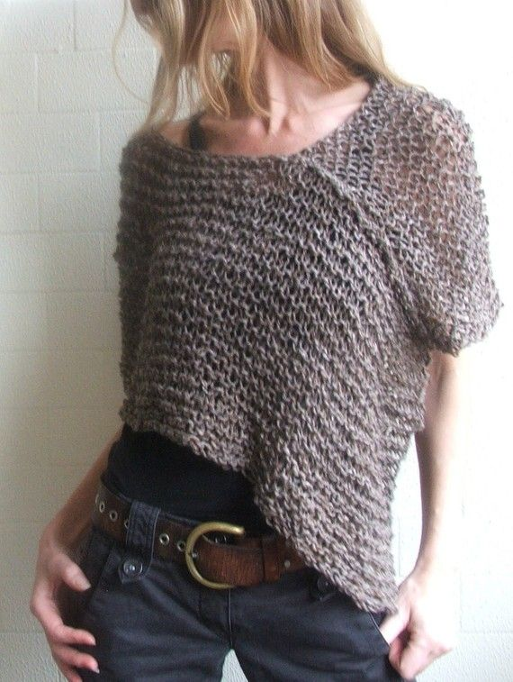 brown poncho Alpaca mix Ltd edition in this shade by ileaiye