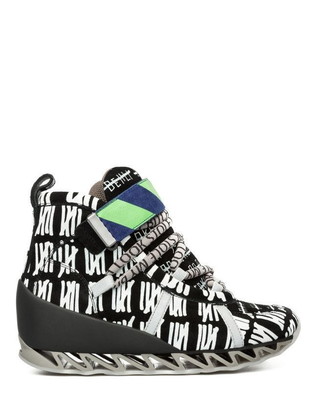 Himalayan Lashes sneakers-Bernhard Willhelm for Camper FW14/15 @guyafirenze.com
