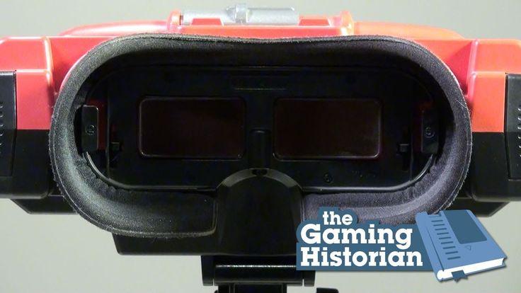 The Gaming Historian - Virtual Boy