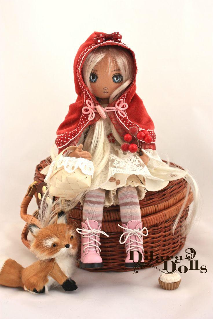 Очень красивые куклы Дилары. Обсуждение на LiveInternet ...