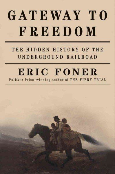 Click through for the Fresh Air interview with Gateway to Freedom author Eric Foner as he discusses slavery's relation to the Civil War.