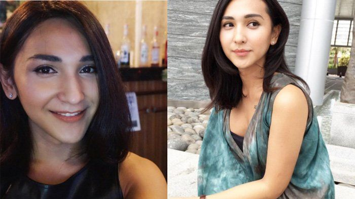 Instagram Dena Rachman - Tahun Baru Dengan Rambut Baru, Netizen: Cantik Tapi Ada