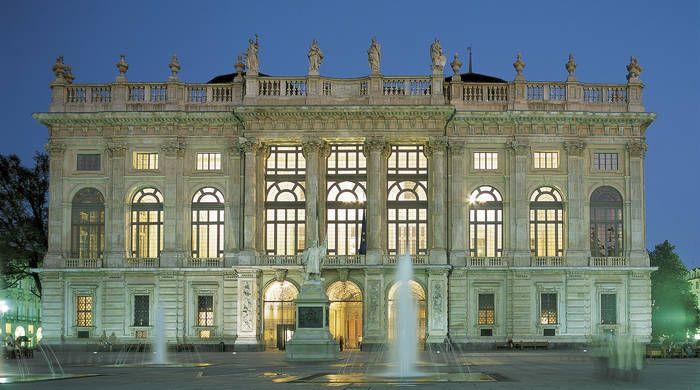 Oltre 1000 immagini su residenze reali su pinterest for Palazzo villa torino