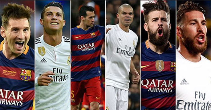 Do you have skills like Lionel Messi or swagger like Cristiano Ronaldo? The commitment of Sergio Ramos? The rage of Pepe? The subtlety of Sergio Bosquets or the suave of Gerard Pique? Find out here…