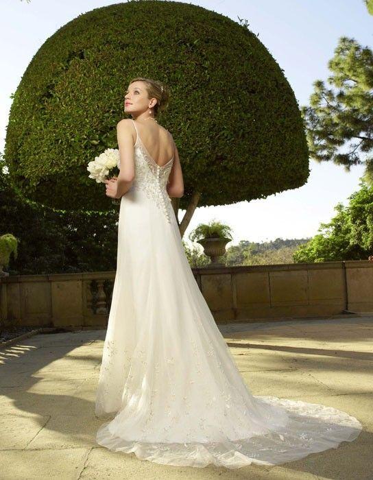 Casablanca Bridal style 1829 :: Garden Wedding Dress