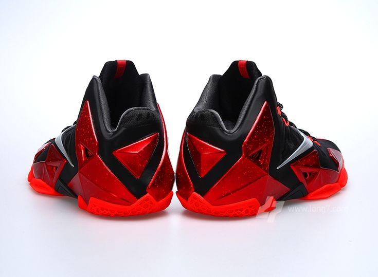 """Miami Heat"" Nike LeBron 11 -"