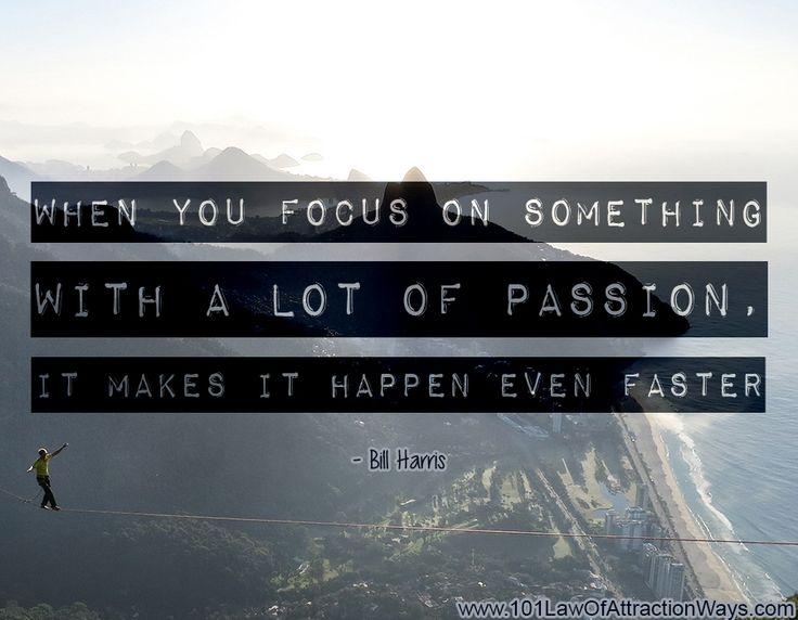 Bill Harris quote
