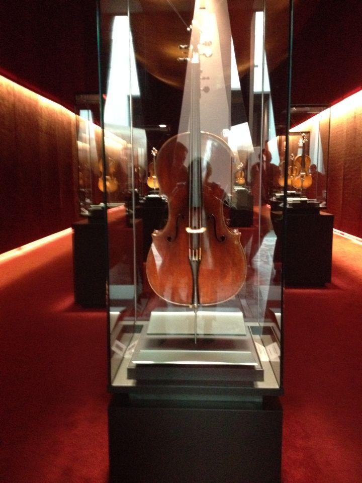 Museo del violino Cremona Italy