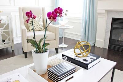 AM Dolce Vita: Spring Refresh - Part Trois, Coffee table ...