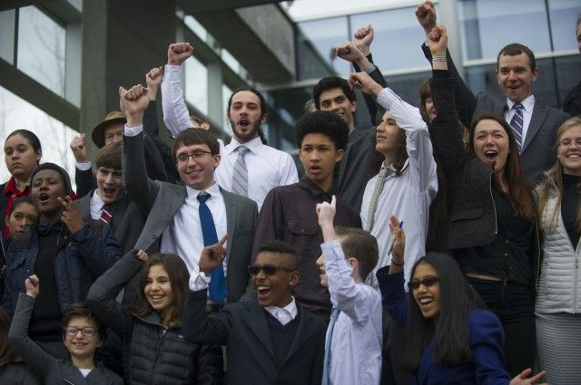 Kids Granted Permission By Judge To Sue US Government For Lack Of Action On Climate Change