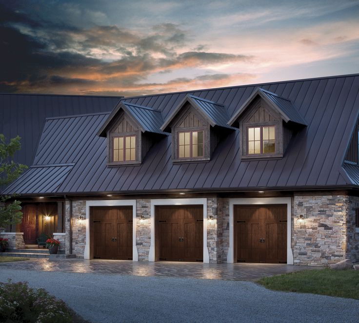 100 best Faux Wood Garage Doors images on Pinterest | Home plans ...
