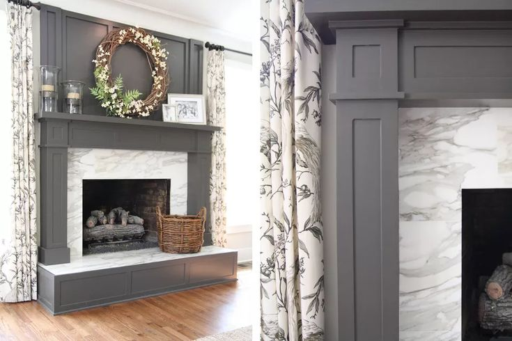 23 Statement-Making Marble Fireplaces for Every Aesthetic