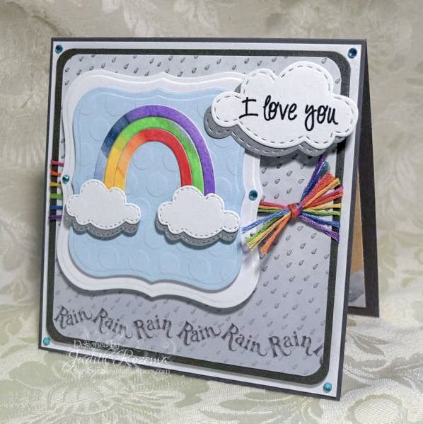 FS570 Silver Lining by StampingQueenJAR - FS Hostess at Splitcoaststampers