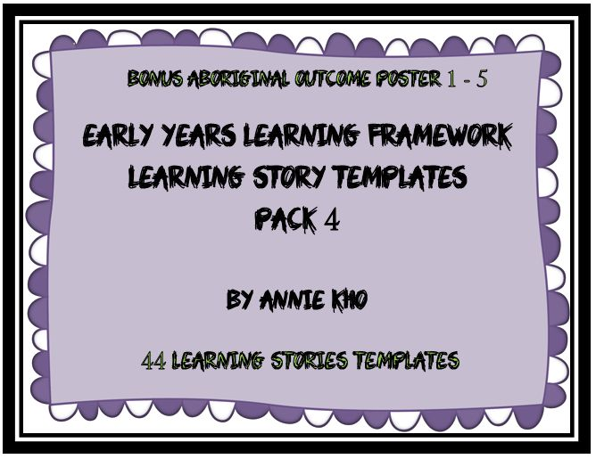 55 best early years learning framework images on pinterest for Early years learning framework planning templates