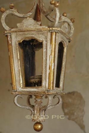 Lovely lantern fixture