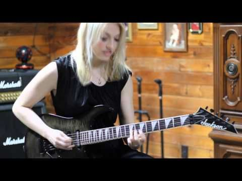 For the Love of God by Steve Vai played by Emily Hastings - YouTube
