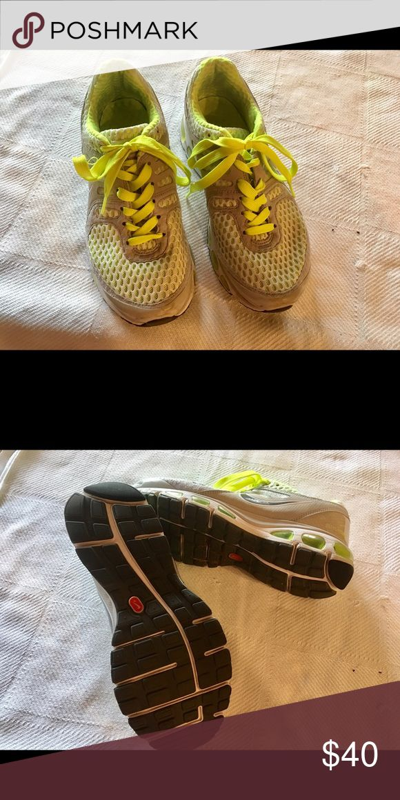 Nike air tailwind 2 running shoe Slightly worn condition Nike Shoes Athletic Shoes