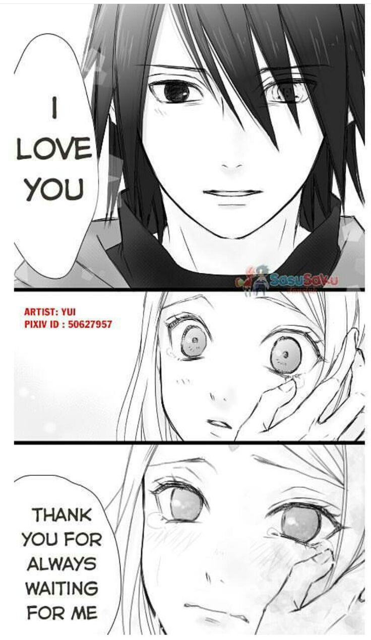 Sasuke & Sakura. I don't think she always waited for him. She is a tough girl... Oh well. We shall see