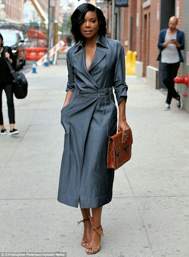 Gabrielle Union is working this look.