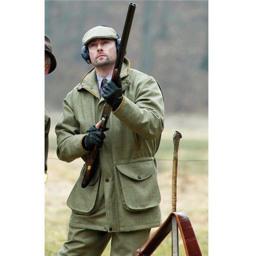 Laksen Tweed Shooting Jacket