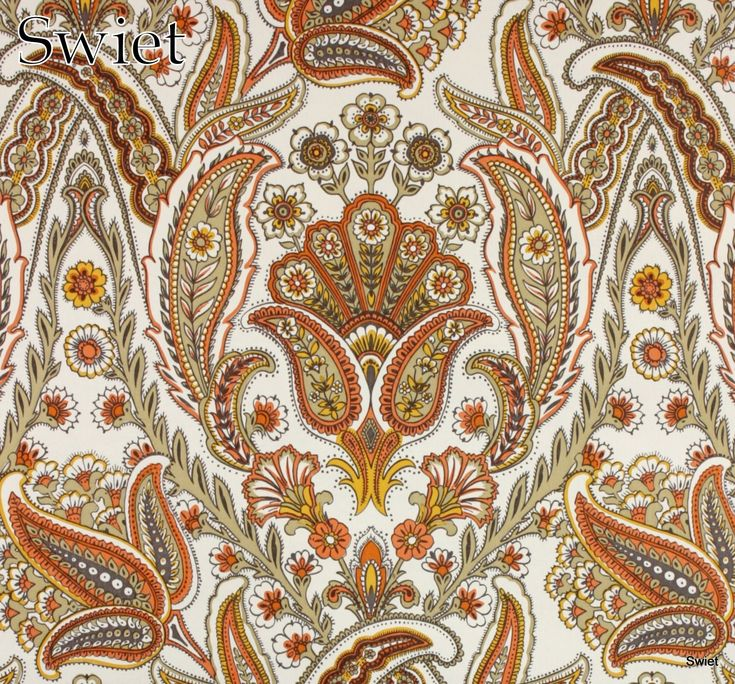paisley vintage - Google Search