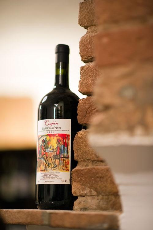 #Barbera d'Asti d.o.c. Enoteca di SantApollinare: Vini DOC, #Champagne e Distillati