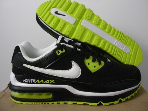 Nike Air Max Wright LTD Black Volt Running Limited Release Men's Size 10