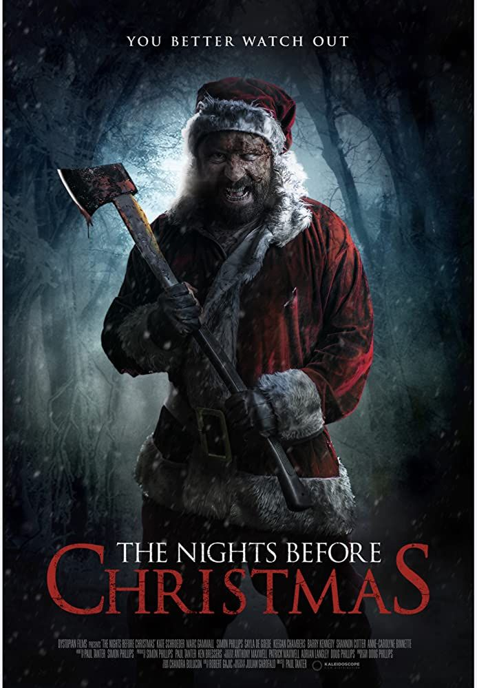 The Nights Before Christmas 2020 In 2020 The Night Before Christmas The Night Before Latest Horror Movies