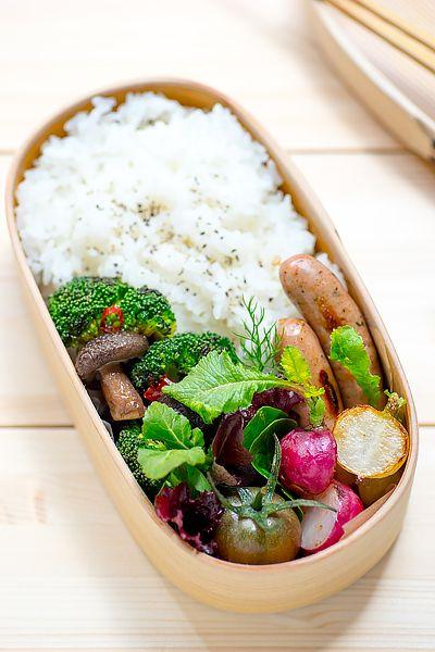 shiitake-mushroom-confit-bento-1 //Manbo