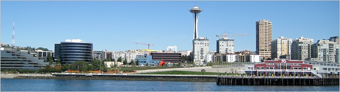 Seattle - one of my favorite places!!