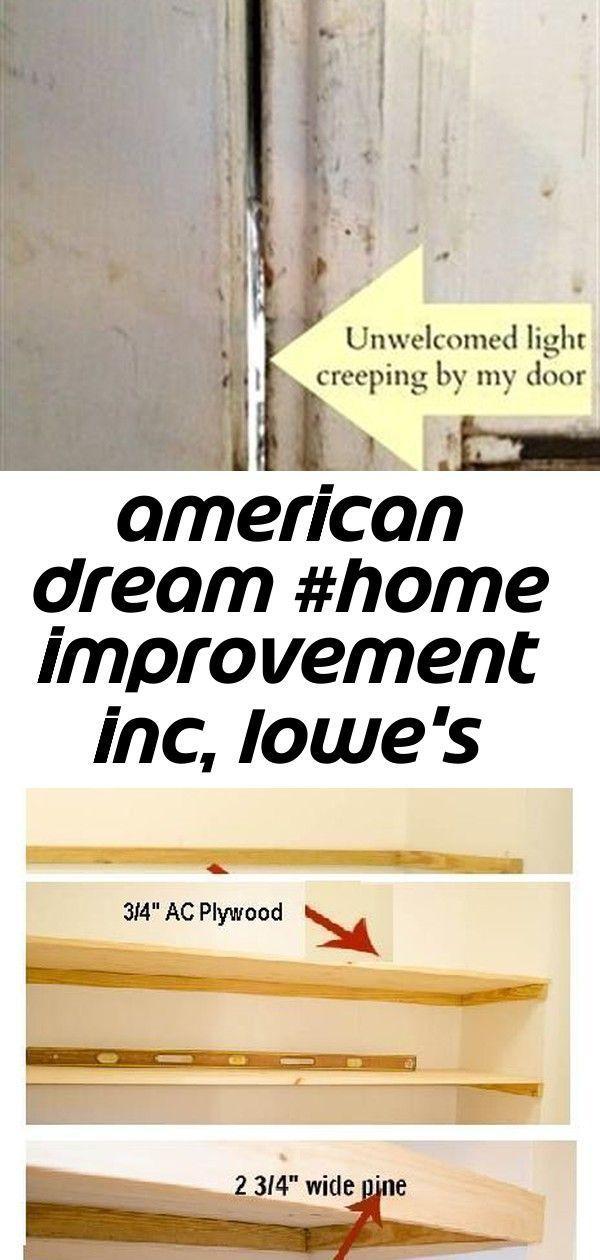 American Dream Home Improvement Lowes Xenia In 2020 Bett Selber Bauen Selber Bauen Xenia