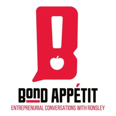 Listen to Ronsley Vaz and Anneka Manning chatting on the Bond Appetit Podcast about brilliant partnerships and work-life balance.