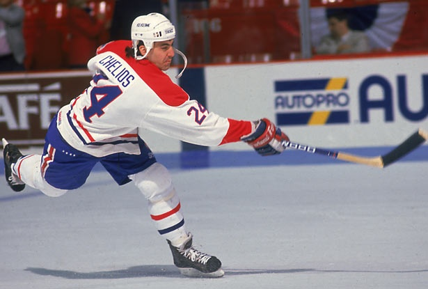 Chris Chelios | Montreal Canadiens | NHL | Hockey