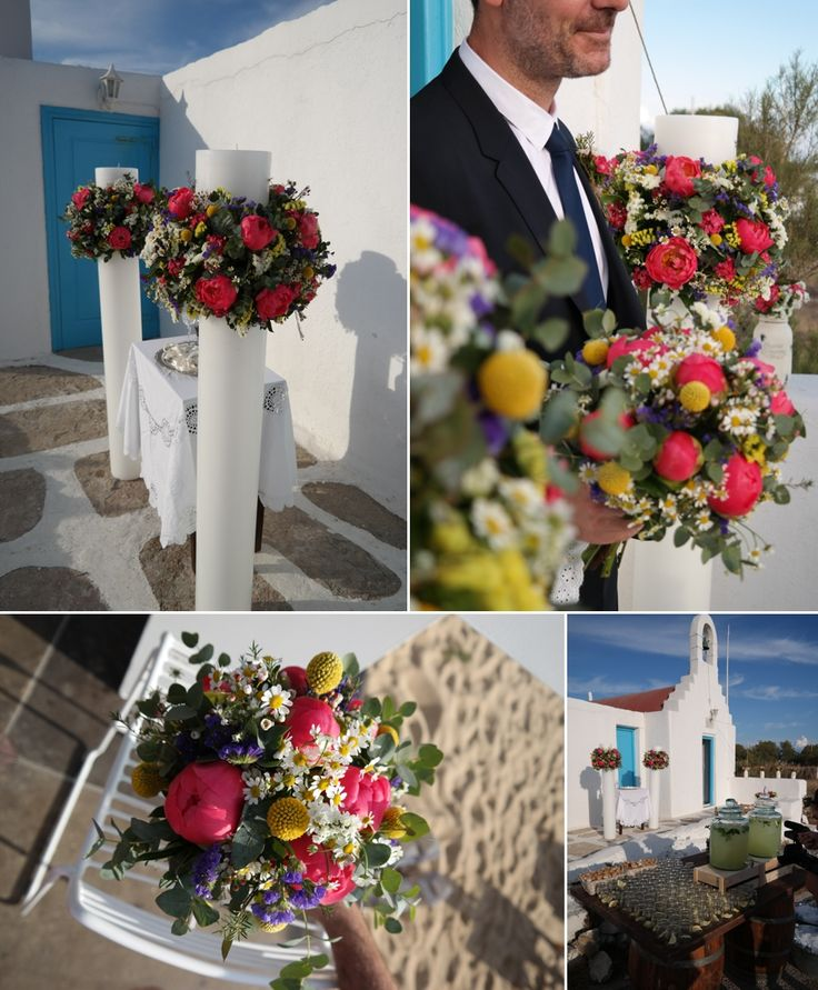 It was the perfect day for the special Mykonian wedding of Kostas and Ellie… The Twelve Events team, high spirited and dedicated to the preparations, created the ideal scenery for an unforgettable elated Mykonos wedding! Have a sneak peek of the wedding 's day preparations and stay tuned for the full post!  http://www.the12events.com/the-making-of-kostas-ellies-wedding-in-mykonos/