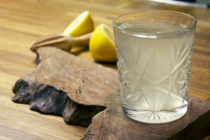 Lemonade med ingefær // Lemonade with ginger