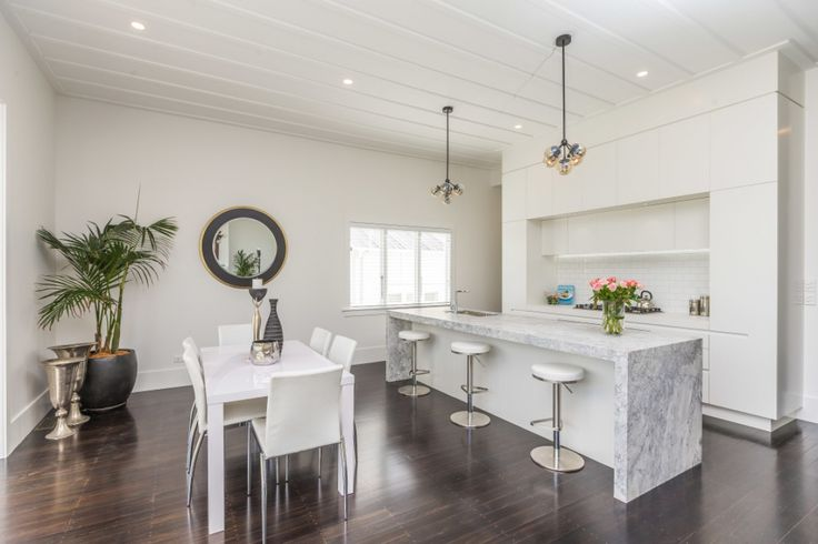 Kitchen designed by Jordan Dale from Gold Kitchens