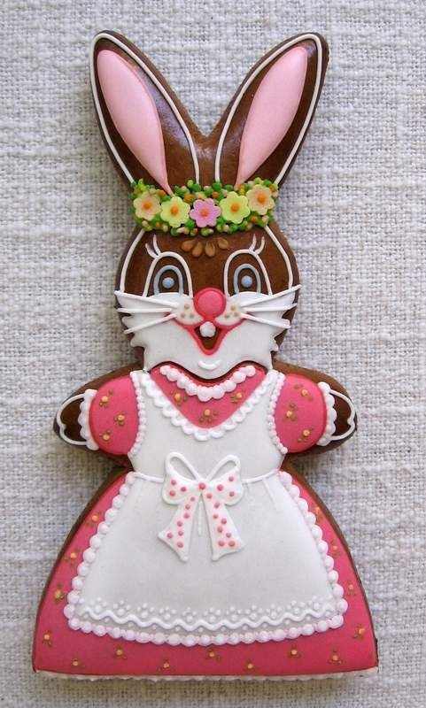 Easter cookies  from the Czech Rep., Russia, Ukraine, Poland, Slovakia, ......
