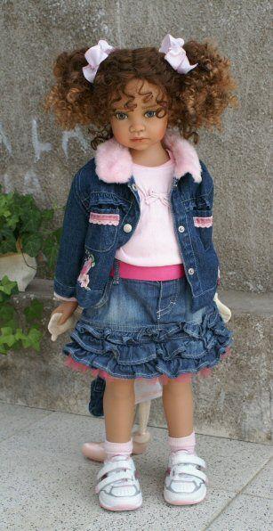Rikky......Angela Sutter Dolls: