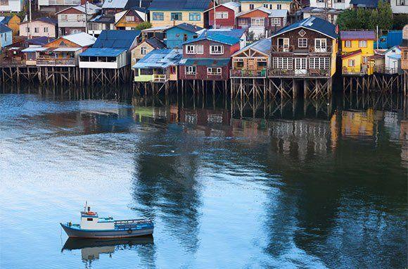 Chiloe, Chile.