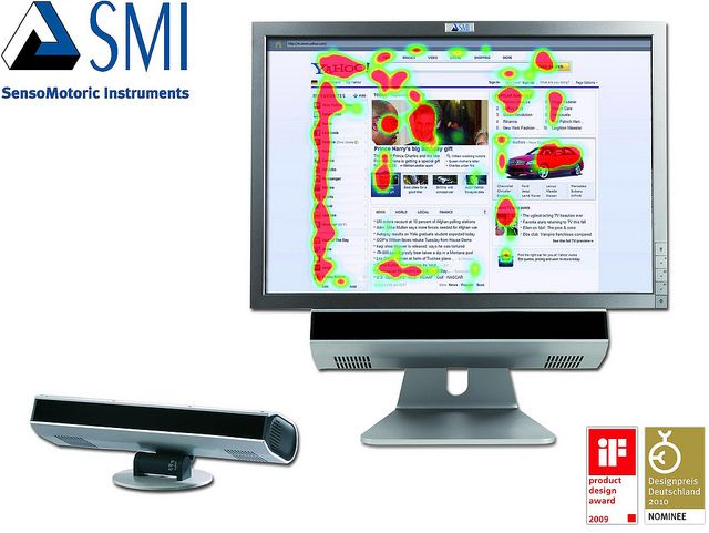 Image result for smivision remote eye tracking