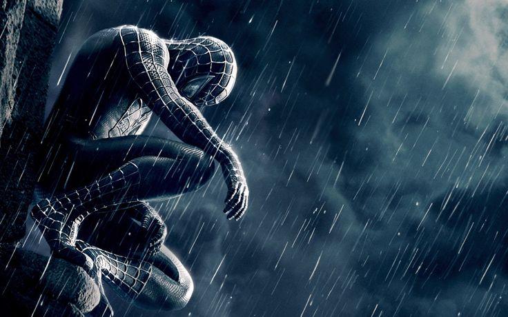 Black Spiderman Wallpaper Photo #Bd2