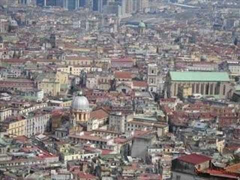 Città di Napoli,che meraviglia!
