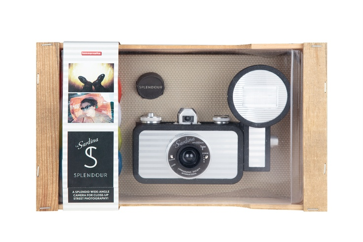 Lomography, azienda leader dedicata alla fotografia sperimentale e creativa,