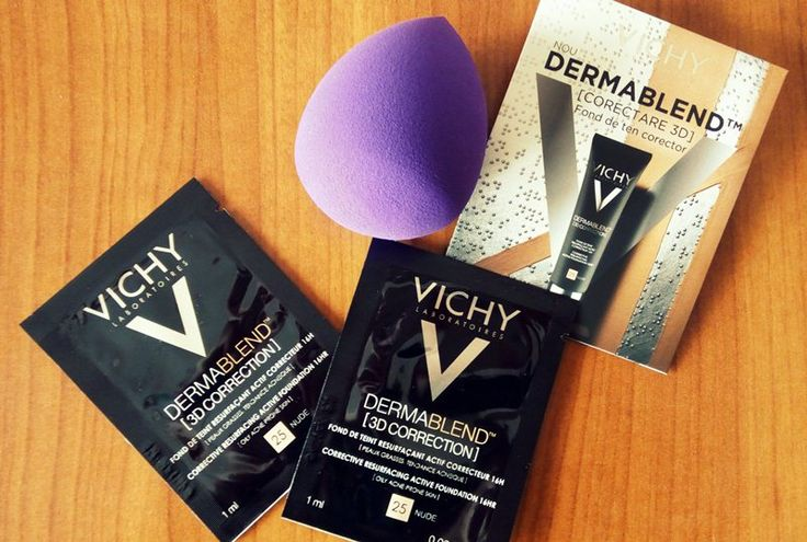 Vichy Dermablend [3D Correction] – Review