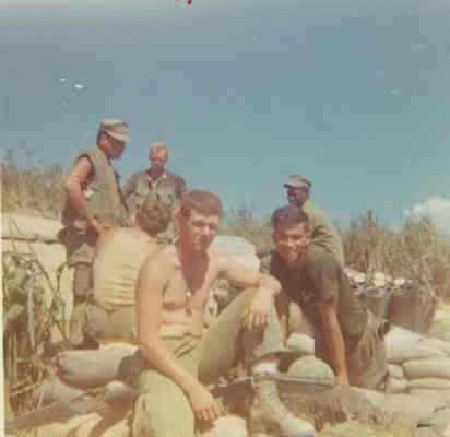 Marines of 3rd Bn 4th Marines on Hill 689 Vietnam ...