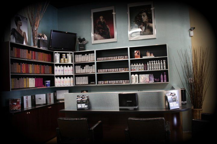 Cool colour bar salon ideas pinterest bar salon for A salon to dye for