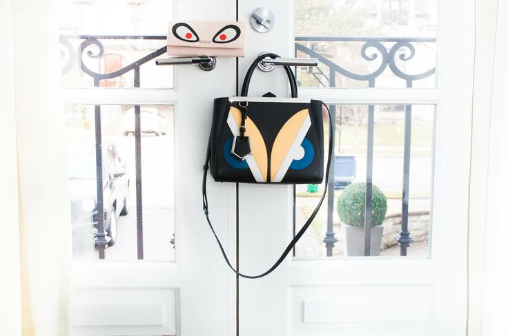(Fendi) Buggin out. http://www.thecoveteur.c...