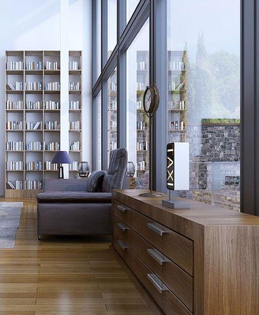 Idei Despre Tall Bookshelves Pe Pinterest Rafturi De Cărți - Tall bookshelves